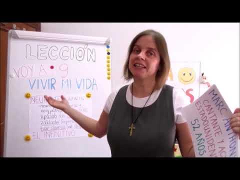 Hola amigos - 9. lekce španělštiny s misionářkou
