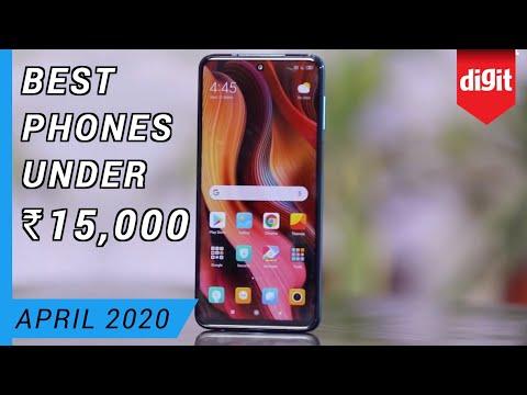 Best 5 Mobile Phones Under 15000 In April 2020