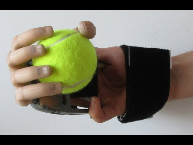 Body Actuated Soft Prosthetic hand