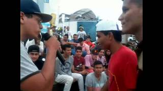 Andy ink vs Camilo mc batallas neomundo bucaramang