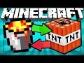 If Lava and TNT Switched Places - Minecraft