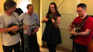 Today Has Been a Lonesome Day — IBMA 2015 Hotel Jam — 10/3/15