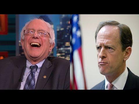 Pat Toomey Gets Berned During Tax Debate