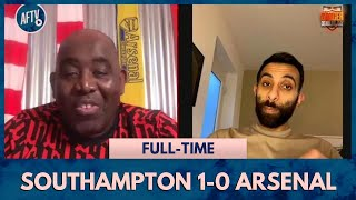 Southampton 10 Arsenal | I'm Not Giving Up Nketiah, But He Needs A Loan! (Moh)