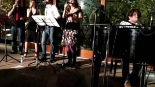 QUINTA GIUSTA live@Eliseo Cafè  -030509- SOUL FOOD TO GO / KISS