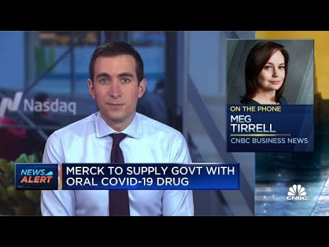 Merck's Covid Treatment Pill: What to Know About Molnupiravir