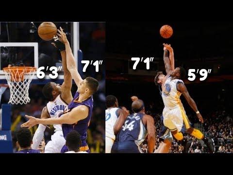 NBA 10 HILARIOUS & SURPRISING Jump Ball Moments