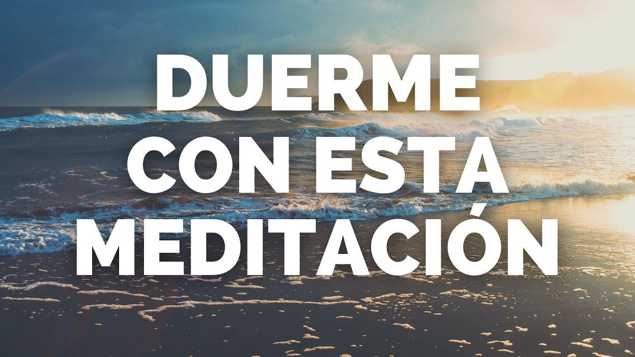 MEDITACIÓN GUIADA PARA DORMIR PROFUNDO | DORMIR BIEN Y VENCER EL INSOMNIO, ANSIEDAD, ETC ❤ EASY ZEN