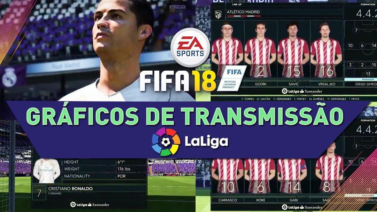 FIFA 18 - NOVOS GR