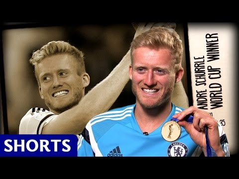 Andre Schurrle: World Cup Winner