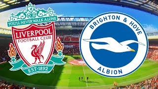 FINAL GAME!!! LIVERPOOL 4-0 BRIGHTON & HOVE ALBION F.C: Post Match!!!!! #BHAFC