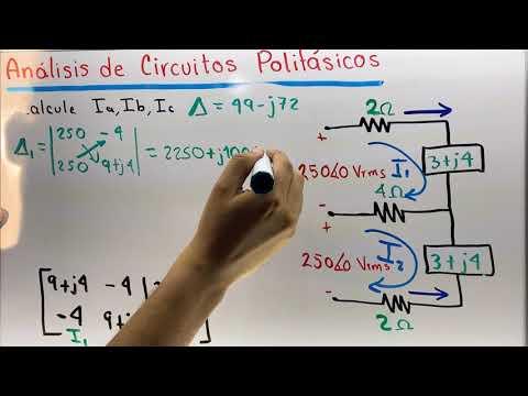 ✅ANÁLISIS DE CIRCUITOS ELÉCTRICOS POR EL MÉTODO DE MALLAS👷🏻♂️из YouTube · Длительность: 32 мин56 с
