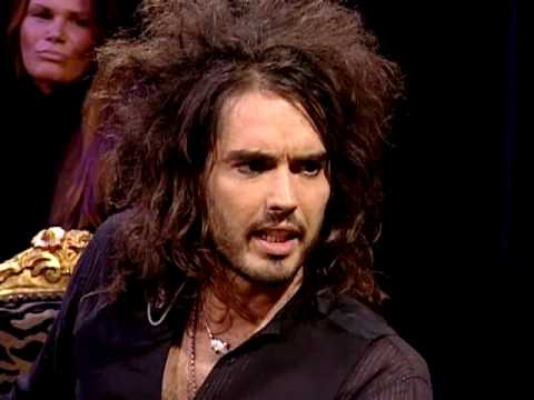 1 Leicester Square: Russell Brand and  Ashlee Simpson Part 1
