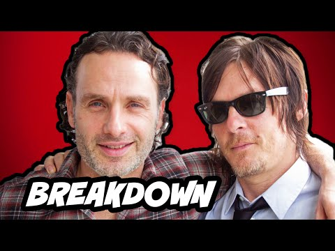 Walking Dead Season 5 Spin Off Prequel Characters Breakdown