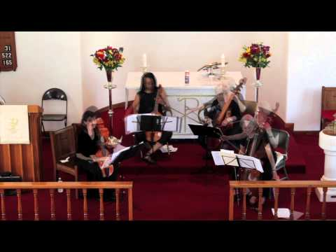 Three Centuries of Viol Consort Music  Performance by the New York Consort of Viols part 1