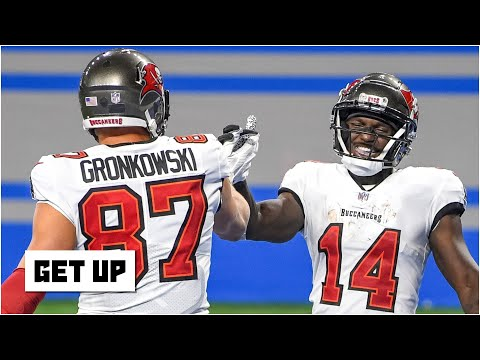 Which free agents will the Buccaneers move on from?   Get Up