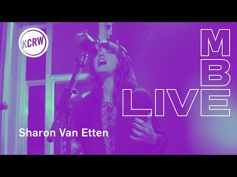 "Sharon Van Etten performing ""Seventeen"" live on KCRW Mp3"