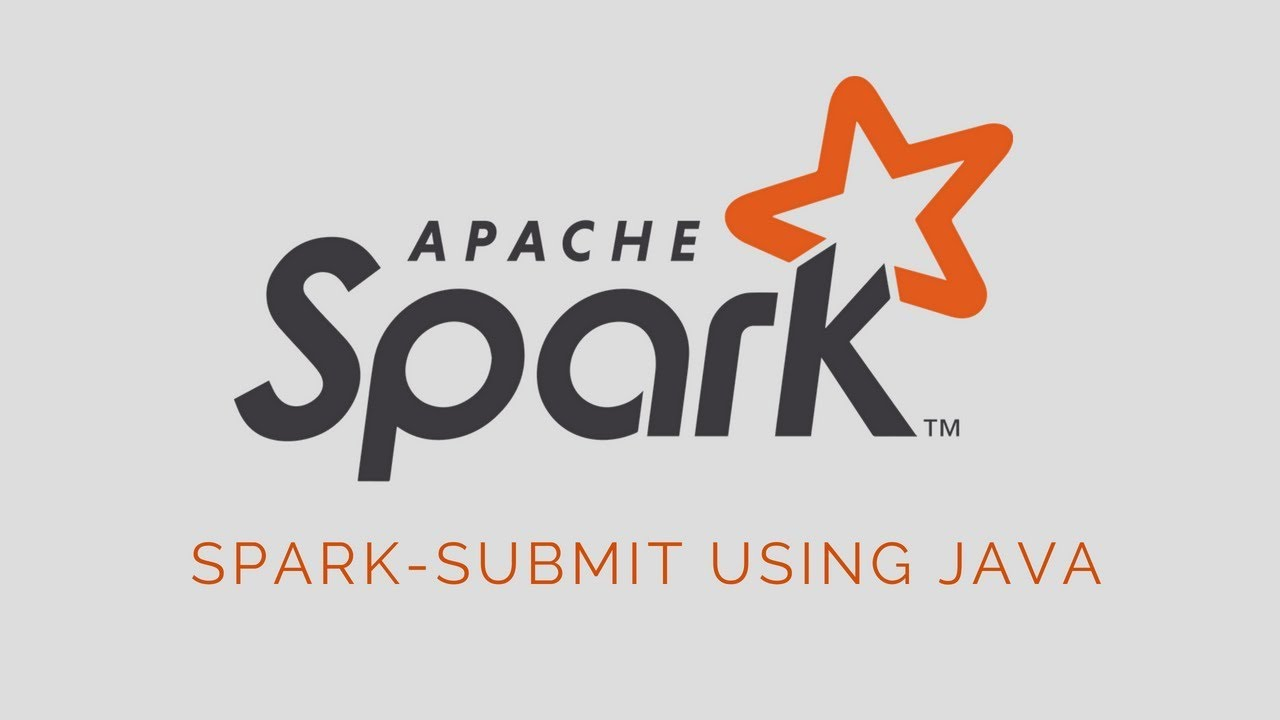 Java in Spark | Spark-Submit Job with Spark UI Example | Tech Primers