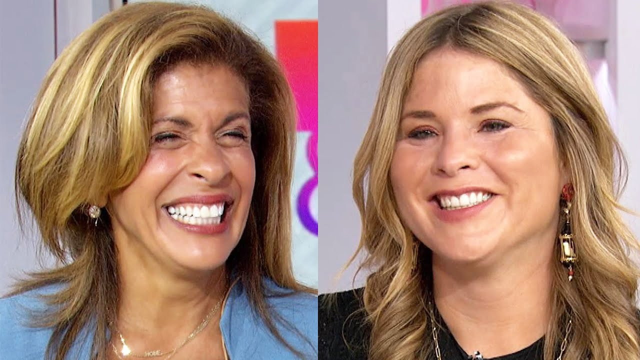 How Hoda Kotb and Jenna Bush Hager Are Staying Safe Back in Their 'Today' Studio