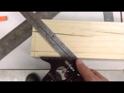 Timber Frame Knee Brace