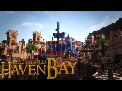 Trading Ships :: Let's Build Haven Bay :: Episode 19 - Conquest Reforged