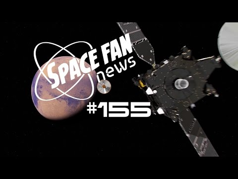 SFN #155: Hubble Sees New Distant Galaxy; LIGO & Gamma Rays; Get Ready for ESA'S EXOMARS!