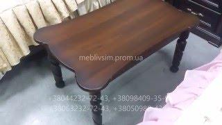 Мебель фабрики Модуль люкс. Журнальные столы. Occasional Tables.(, 2016-04-28T10:21:32.000Z)