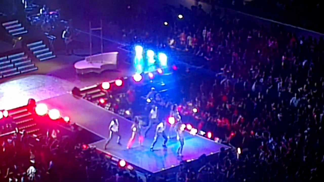 Jennifer Lopez Live In Manila At Sm Moa Arena 2012 Part 1