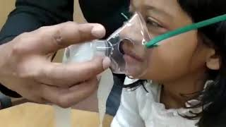 How to use a Mesh Nebulizer for baby