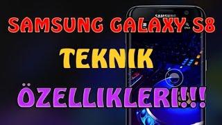 Samsung Galaxy S8 Edge Özellikleri!! | HD Kalitede !