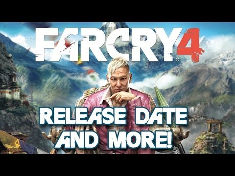 Far Cry 4 Release Date! E3 2014 Gameplay Trailer INCOMING ...