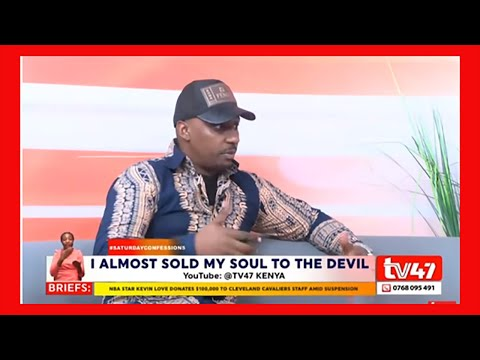 Bamboo The Rapper: I Almost Sold My Soul To The Devil