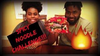 2X SPICY NOODLES CHALLENGE!!! FAIL!!!
