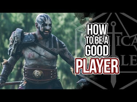 Travis Willingham: Lessons in being a Good D&D Player