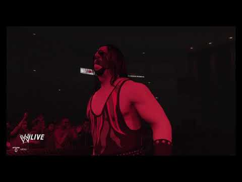 WWE 2K19 - Kane 2003 Entrance (Slow Chemical)