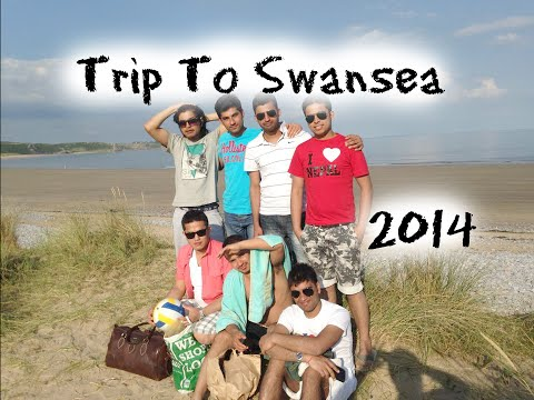 Trip to SWANSEA (Wales)