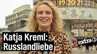 Reporterin Katja Kreml: Putin-Fans unter Deutschen