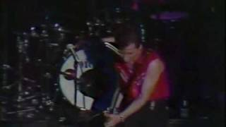 "THE MODS ""UNIFORM"" 1983 Live at Meguro in ""ROKUMEIKAN"" モッズ 鹿鳴..."