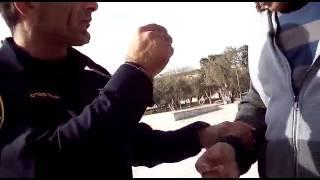 מעצר יהודי בהר הבית בגלל שהעז להתווכח עם שוטר שהעיר לו