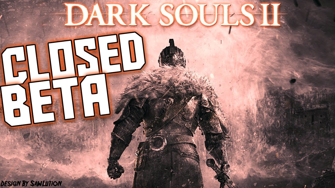 Dark Souls 2 Beta Prepare To Preview: Un Nul Débute Sur Dark Souls 2 ! Beta Gameplay Partie 1/4