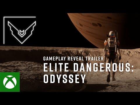 Релиз дополнения Odyssey для Elite: Dangerous на консолях отложили на неопределенный срок