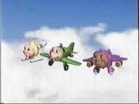 JAY JAY el avioncito (discovery kids) - YouTube