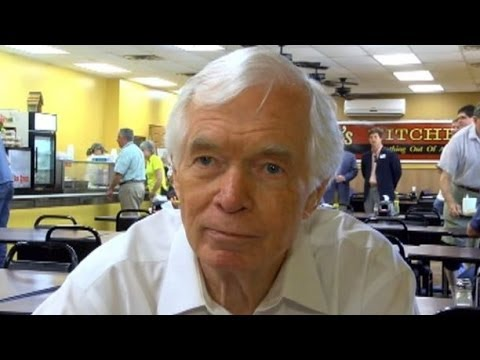 Is Senator Thad Cochran Losing it?