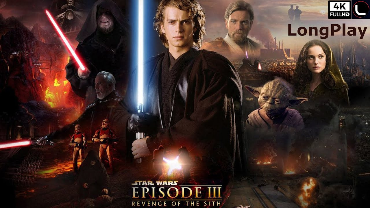 Digital Studio 9 Ps2 Star Wars Episode Iii Revenge Of The Sith Longplay 4k 60fps