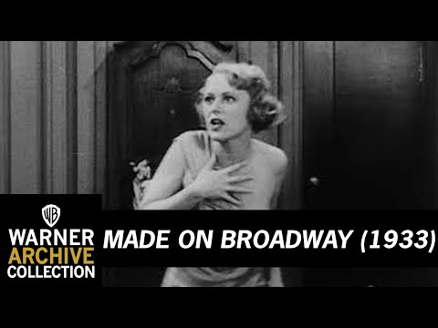 Made On Broadway   Trailer