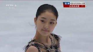 2015 Cup of China - Zijun LI (FS) CCTV5