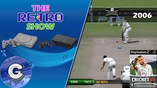 The Retro Show | EA Sports Cricket 07 | Playstation 2 | THE BEST EVER CRICKET GAME! | Retro Games