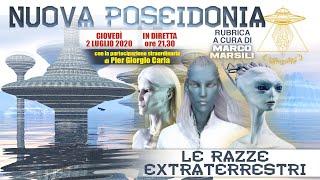 Le razze extraterrestri - Speciale Nuova Poseidonia - VERSIONE INTEGRALE