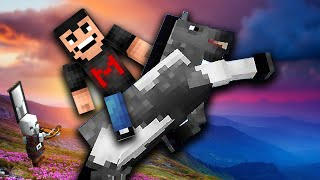 I'M ON A HORSE!! | Minecraft - Part 14