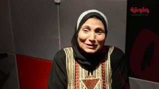 بالفيديو.. فاطمة عيد تروي كواليس 'الشعب يأمر'